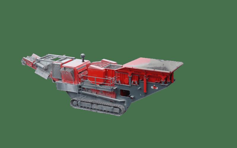 GIPOBAC B 1385 C/FDR Jaw Crusher