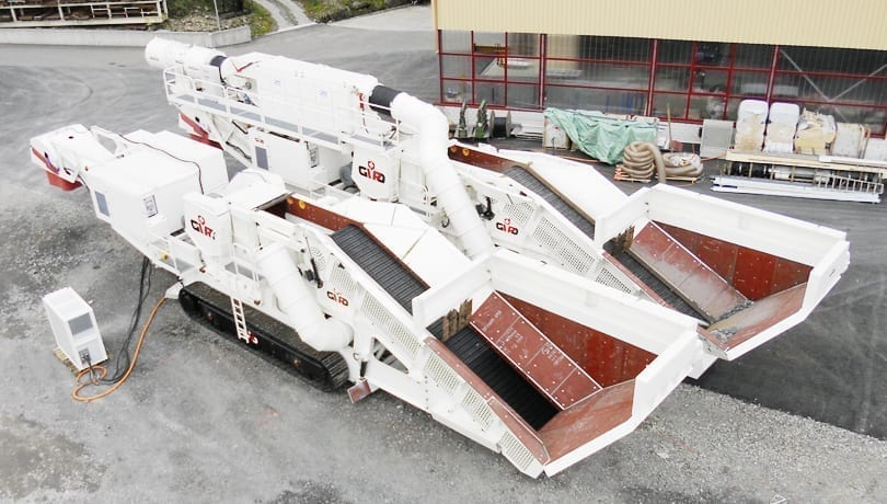 GIPO BAC 1185 Jaw Crusher