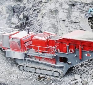 GIPOBAC B 1385 C/FDR Jaw Crusher