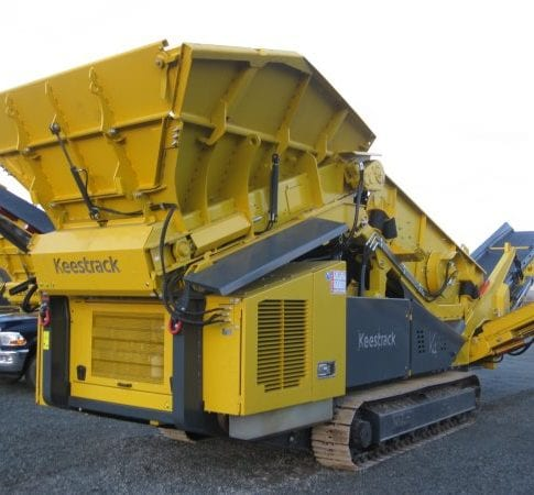 Used 2017 K4 Scalping Screener for Sale