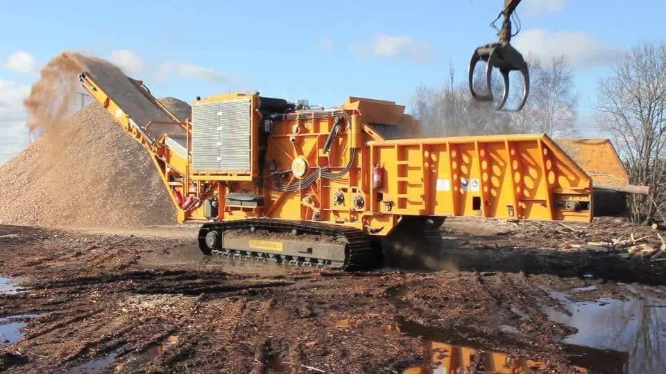 CBI 6400 downswing grinder Frontline Machinery