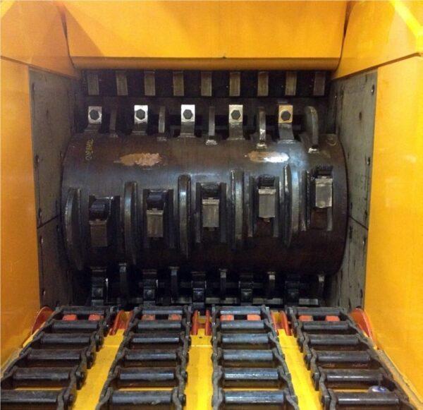 cbi5800 rotors close up