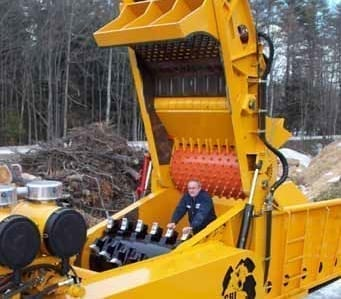cbi 6800 grinder hog box
