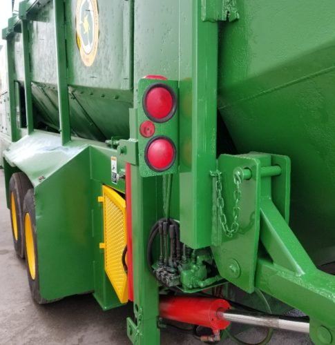 McCloskey 621 used for sale