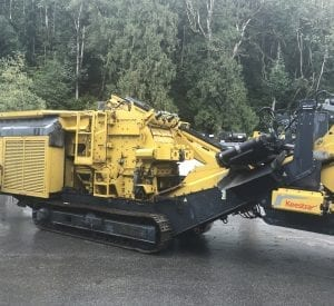 Used 2016 Keestrack Impact Crusher For Sale