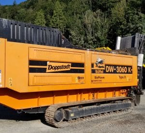 Used Doppstadt DW3060 for sale