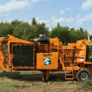 CBI 484 Whole Tree Chipper