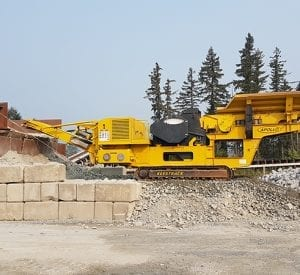 Used Keestrack Jaw Crusher for sale
