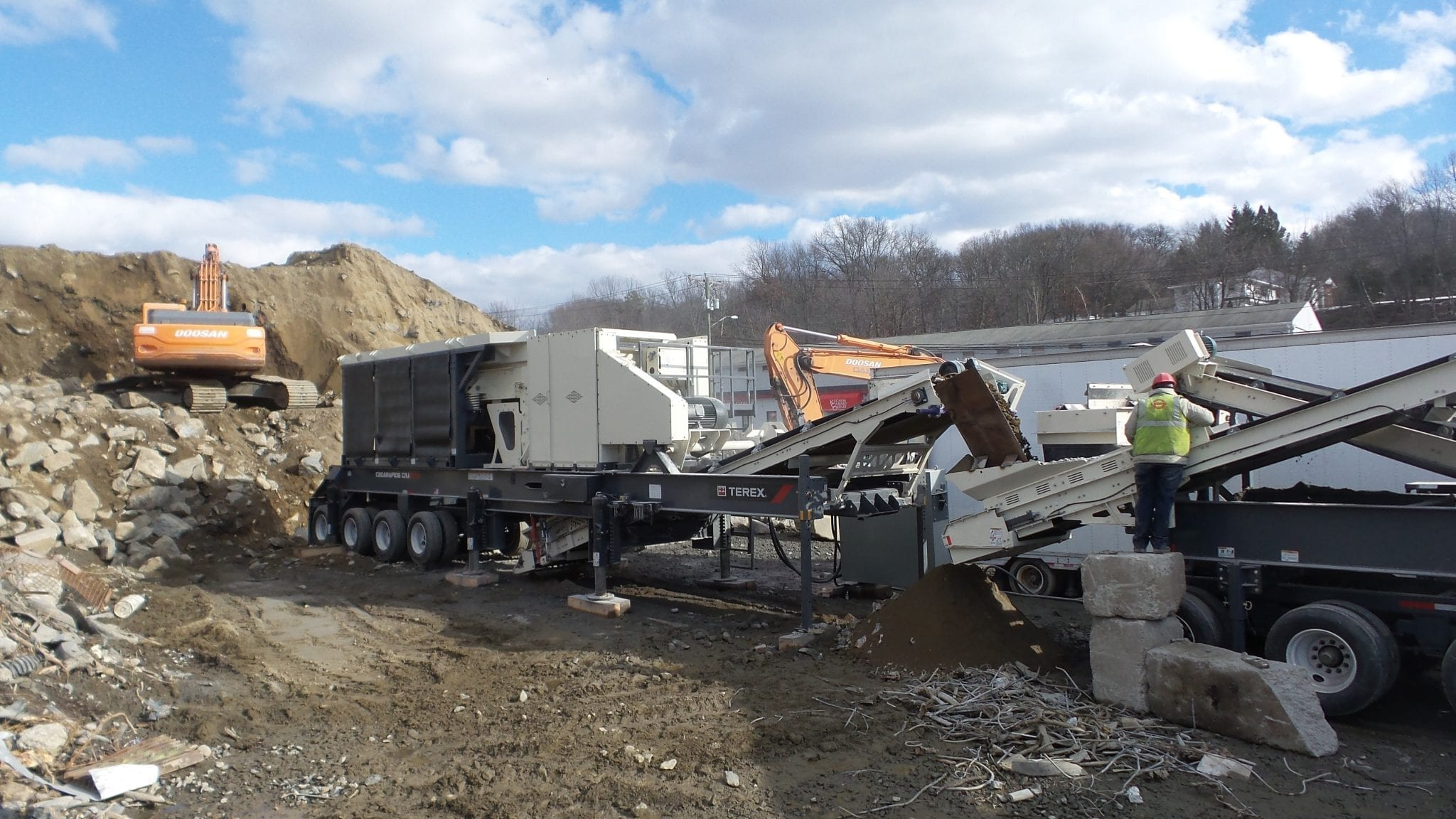 Cedarapids CRJ3255 Jaw Crusher