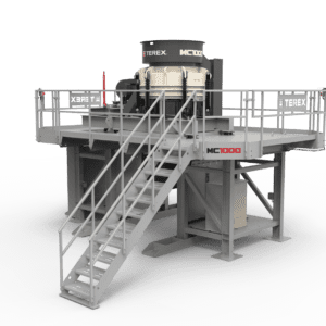 Cedarapids MC1000 modular cone crusher