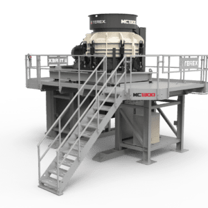 cedarapids MC1300 modular cone crusher plant