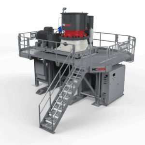 cedarapids MC320 modular cone crusher