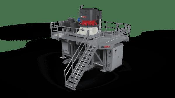 cedarapids MC320 modular cone crusher