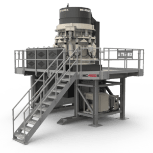 Cedarapids MC450x modular cone crusher