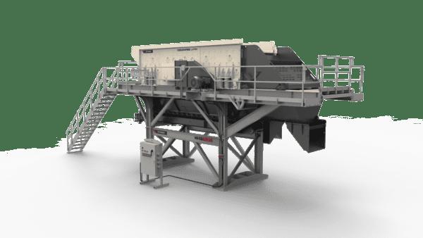 Cedarapids MHS6203 modular screener