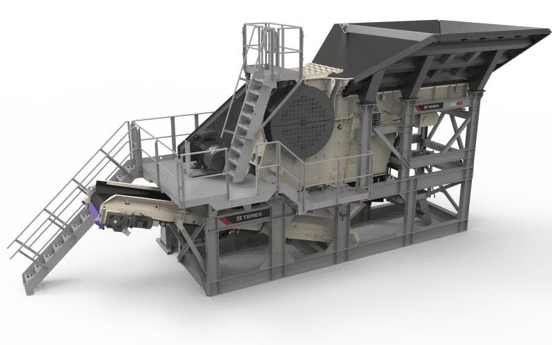 cedarapids MJ42 modular jaw crusher