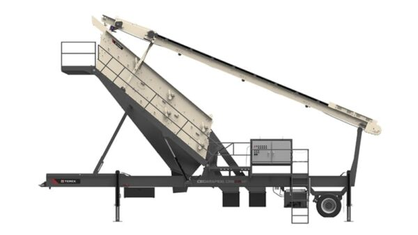 Cedarapids CrS618HF Portable Incline Screening plant