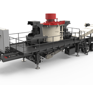 Cedarapids CRV2050 Impact Crushing Plant VSI