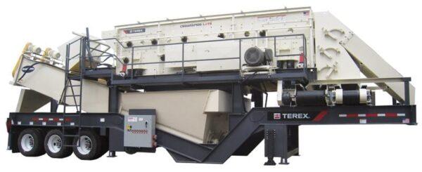 Cedarapids TXW620HT Washing Plant