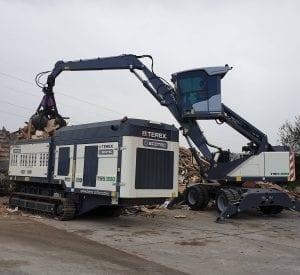 Ecotec TSS 390T Slow speed shredder