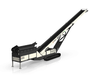 Terex Ecotec TFC 75 high level feeder stacker