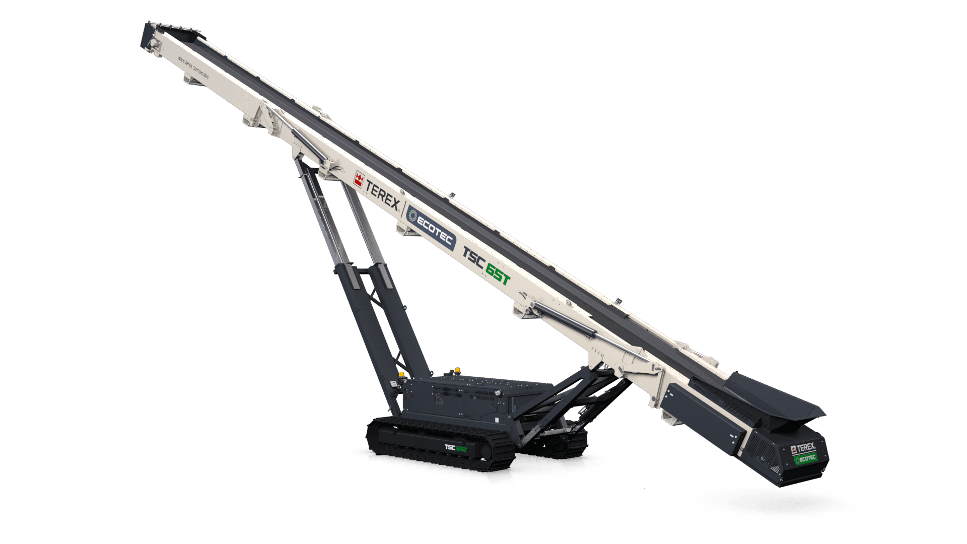 Ecotec TSC 65 tracked stacker