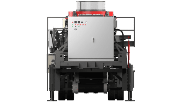 Cedarapids CRC380 portable cone crusher