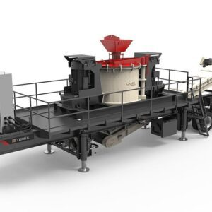 Cedarapids CRV2000 Vertical Shaft Impact Crusher