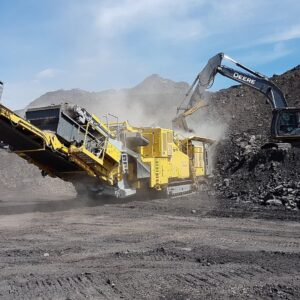 Keestrack R6 Mobile Impact Crusher
