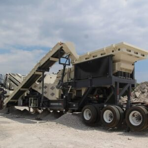 Cedarapids CRH1111 impact crusher