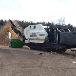 Ecotec TBG 630 high speed shredder