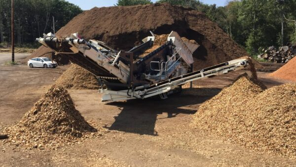 Ecotec TRS550 Recycling Screener