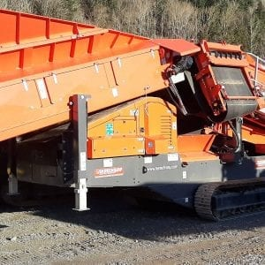 Used Terex Finlay Screener for Sale