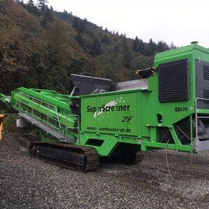 Used Neuenhauser star screen for sale